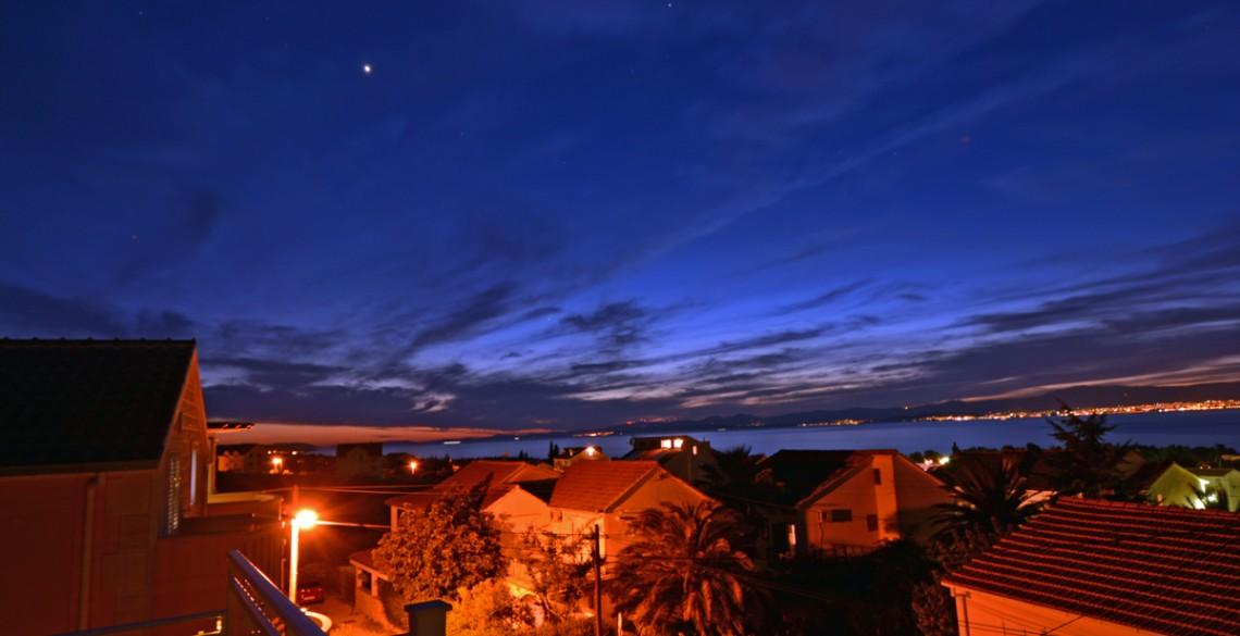 supetar croatia island brac sunset