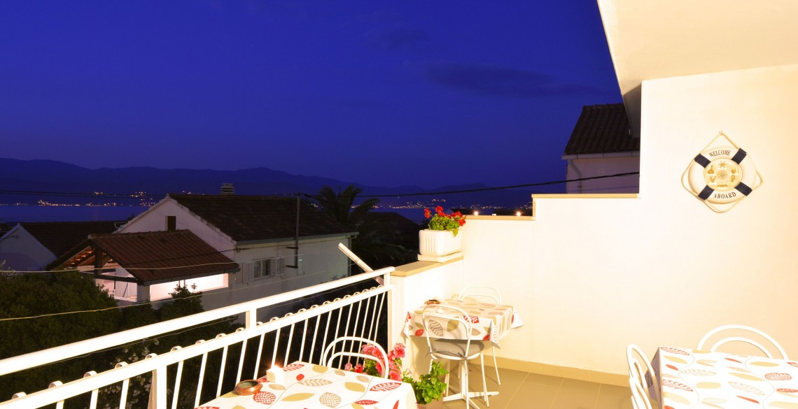 Supetar accommodation, apartment Brac