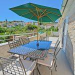 Villa CasaBlanca - Apartment Grand balcony detail, apartments in Supetar