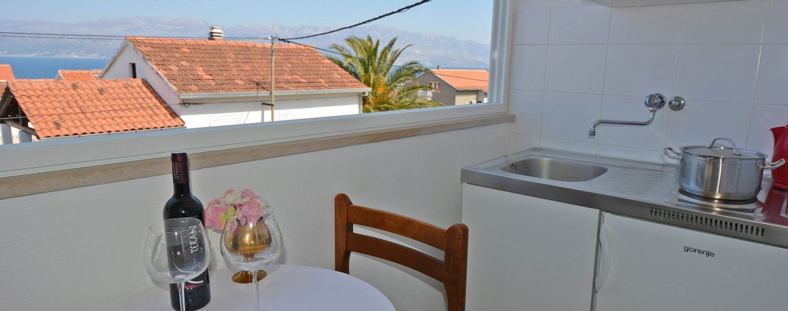 Rooms Sunce Supetar apartments Supetar island Brac Croatia alloggio smjestaj hotel